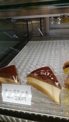 ケーキハウス さくらのチーズケーキ